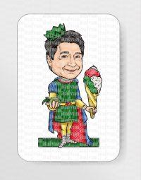 italyan-carte-da-gioco-cards-re-bastoni-cesare