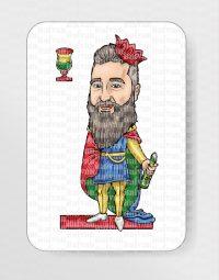 italyan-carte-da-gioco-cards-re-coppe-gli-sbronzi